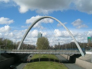 Hulme Arch Bridge