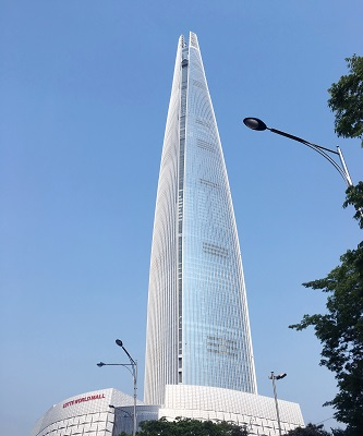 The Lotte World Tower